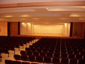auditorium interno